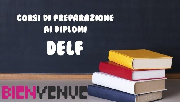 Bienvenue: preparazione certificazione DELF in lingua francese a Padova
