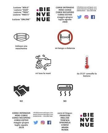 Centro Linguistico Bienvenue: corsi Online